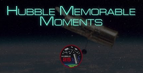 Hubble Memorable Moments