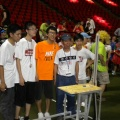 Graduation and Coaches Competition